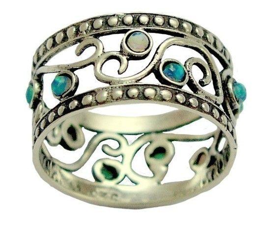 Shades of Spring Ring