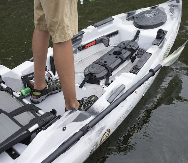 Once you use SeaDek, kayaks will never be the same without.