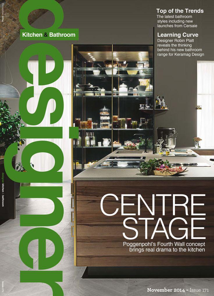 November 2014 Designer Kitchen Bathroom Magazine Designerkbmag Www Designerkbmag Co Uk
