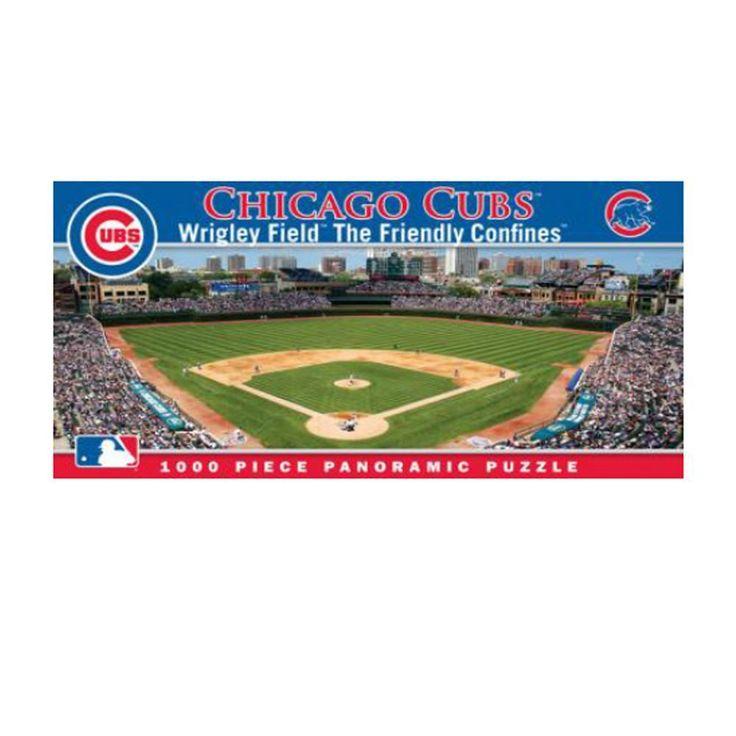 1000 piece ballpark puzzle chicago cubs