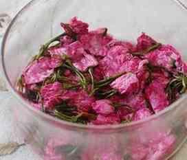 桜の塩漬け 作り方