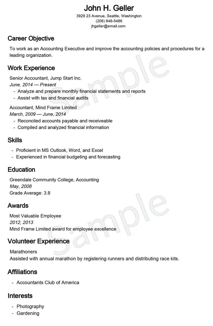 need to update your resume try our resume builder and create a professional cv in
