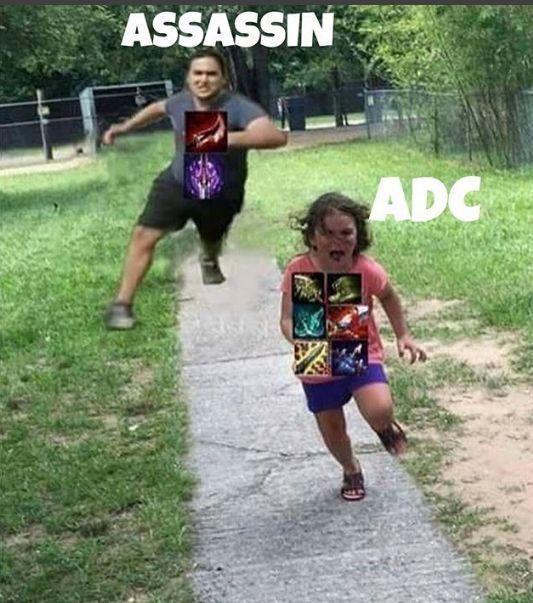 corrreeeeee ADC, cooorrreeeee!!    -  Notícias de LOL e tudo sobre E-Sports Acesse: