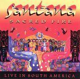 Sacred Fire: Santana Live in South America [CD]