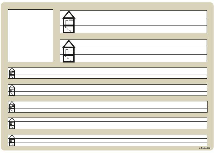 Zum ausführlichen Üben von Buchstaben und Ziffern habe ich diese beiden Universalarbeitsblätter erstellt. Buchstabe oder Zahl können in dem...