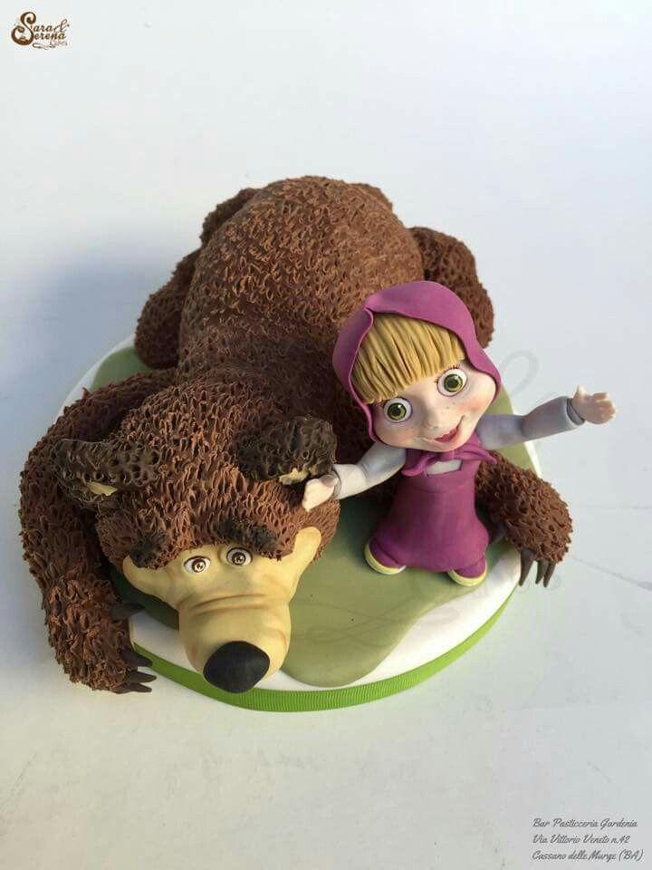 Fantastiche immagini su masha e l orso pinterest