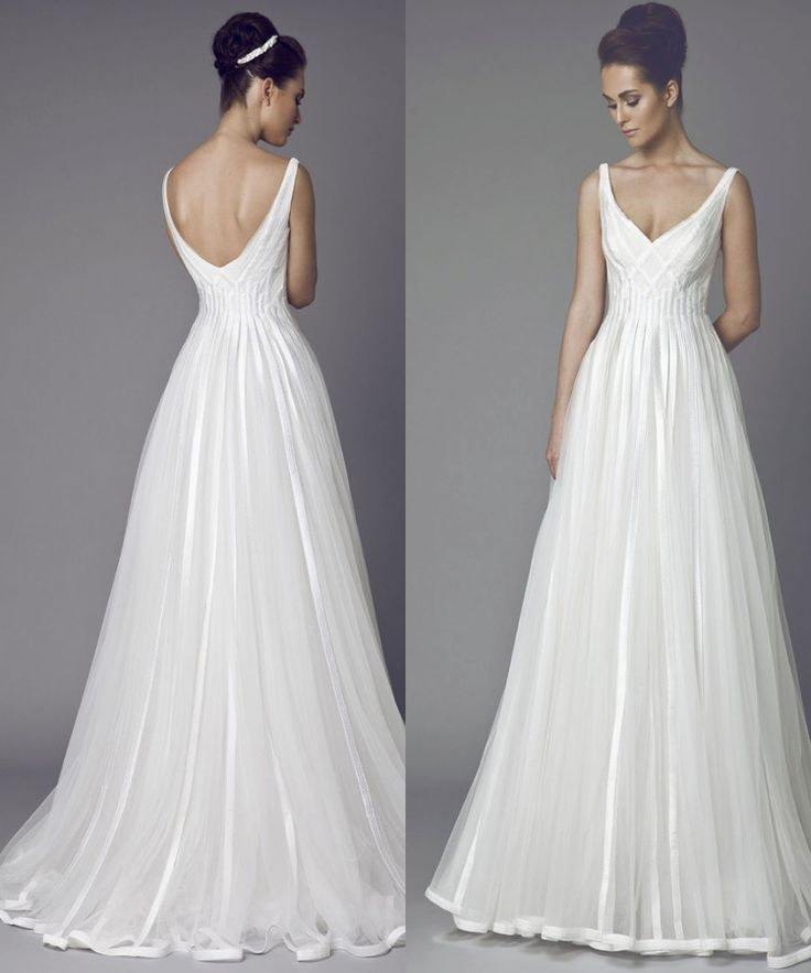 Tony Ward Wedding Dresses 2015 Collection So beautifully simple and elegant