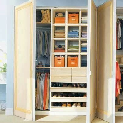 The 25+ Best Maximize Closet Space Ideas On Pinterest | Condo Decorating,  Organizing Small Closets And Space Saving Ideas For Home