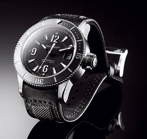 www.watchtime.com | reviews | Test: Jaeger LeCoultre Master Compressor Diving Navy SEALs | JLC NavySeals Opener 560