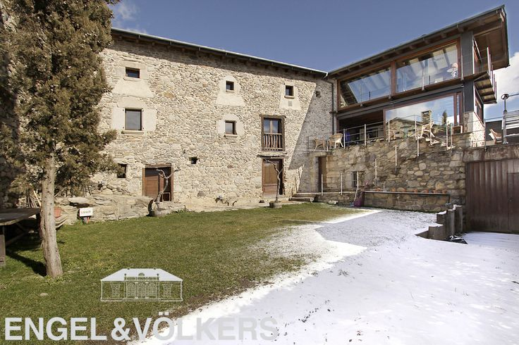 1000 images about casas cerdanya houses on pinterest abs ea and antigua - Rehabilitacion de casas antiguas ...