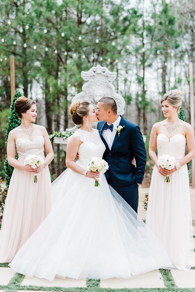 Glamorous Masquerade Wedding Inspiration In North Carolina