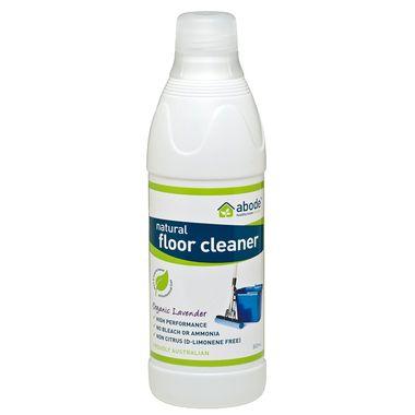 Abode Natural Floor Cleaner Lavender 800ml $8.95 https://www.hellocharlie.com.au/abode-floor-cleaner-lavender/