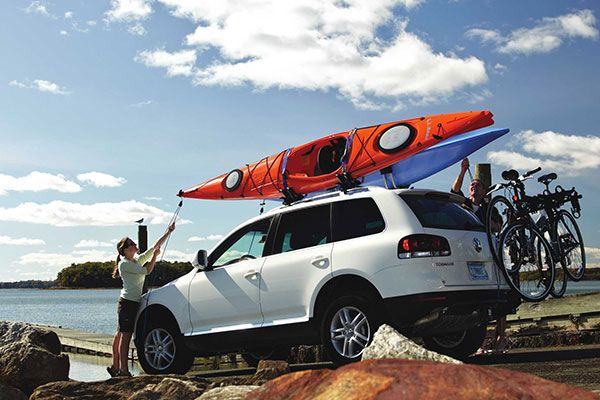 17 Best Ideas About Kayak Rack For Suv On Pinterest Sup