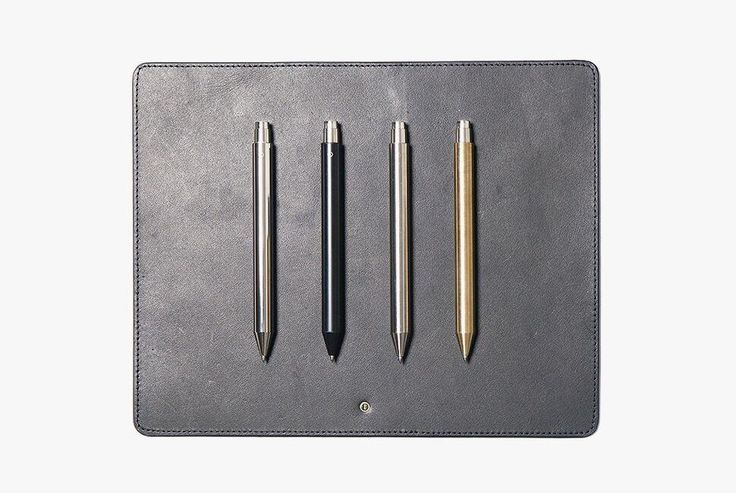 Inventery Mechanical Pen (Onyx)