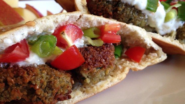 Chef John's simple recipe for falafel is a great dish to make at home and top with his tahini sauce.