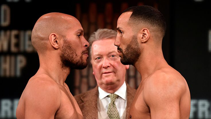 James DeGale gets Caleb Truax rematch #Press #CalebTruax #allthebelts #boxing