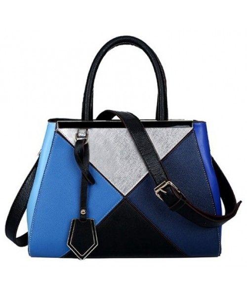 Tas Wanita Import P605-BLUE Tas Korea Terbaru Harga Murah Merek Berkualitas OEM ~ 100% IMPORT HIGH GRADE Material : PU leather Height:    23cm Length:    31cm Depth:     12cm Bag mouth :  Zipper  Long Strap:  Yes   0.9  kg   ..