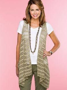 crochet vest pattern free - Buscar con Google http://www.99wtf.net/men/mens-fasion/trend-necklace-men/