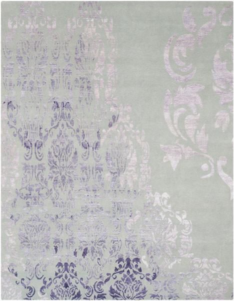 Safavieh Tibetan TB959C Blue / Purple Rug