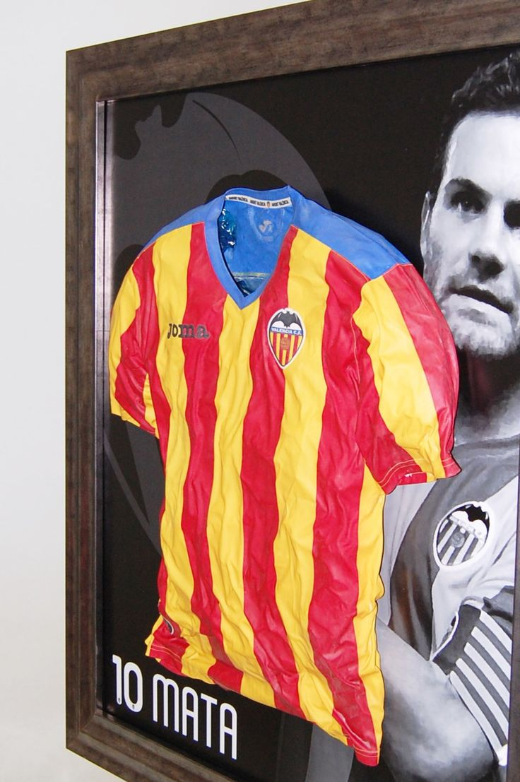 Camiseta de Juan Mata | Irrepetibles