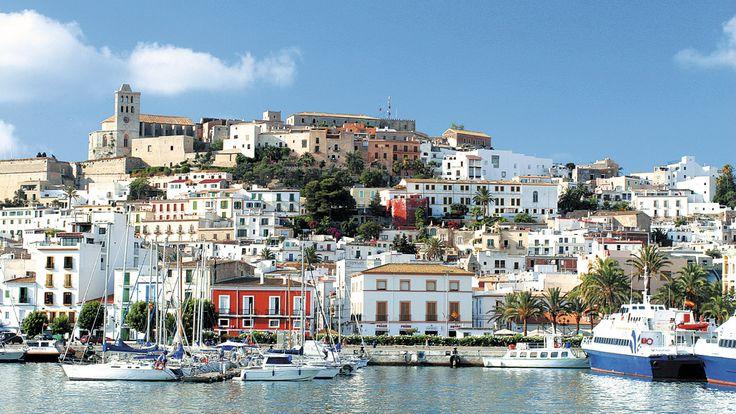Ibiza Town, Spain