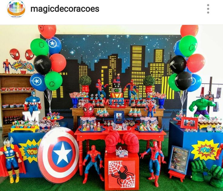 25 Best Ideas About Superhero Curtains On Pinterest: Best 25+ Superhero Party Decorations Ideas On Pinterest