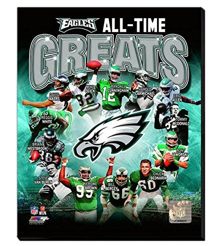 Philadelphia Eagles All Time Great players Canvas Framed Over With 2 Inches Stretcher Bars-Ready To Hang- Awesome & Beautiful-Must For A Championship Team Fan! All Teams Canvas Available-Please Go Through Description & Mention In Gift Message If Need A different Team-Choose Size Option! (16 x 20 inches stretched Philadelphia Eagles All Time Greats Canvas) Art and More, Davenport, IA http://www.amazon.com/dp/B00MWXCIPS/ref=cm_sw_r_pi_dp_HSwzub1SSHXSZ