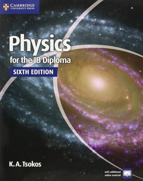 Physics for the IB Diploma, Sixth edition, covers in full the requirements of the IB syllabus for Physics for first examination in 2016. ISBN: 9781316027356