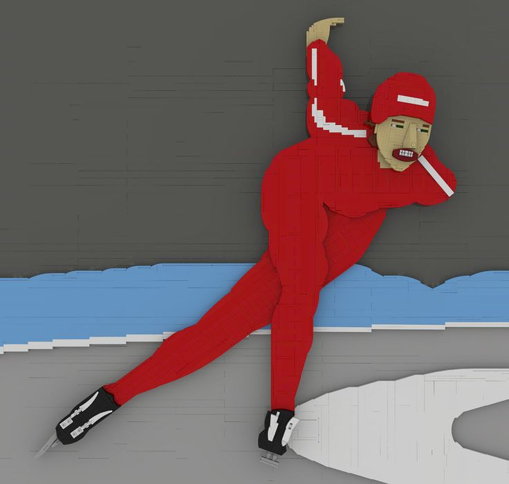 "Few athletes have dominated their sport like Eric Heiden did at the 1980 Lake Placid Winter Games.  He won five gold medals in speed skating, sweeping every men's event from the 500m sprint to the grueling 10000m race. and breaking every Olympic record and one world record in the process.  No other athlete has ever won as many gold medals at a single Winter Olympiad.  It his great misfortune that his feats have been somewhat overshadowed by the ""Miracle on Ice"" that occurred at the nearby…"