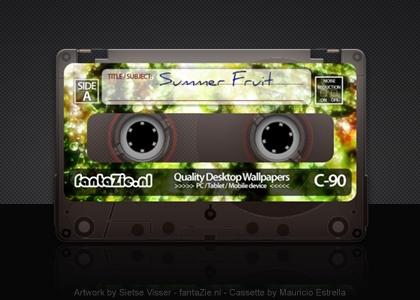 Cassette Summer Fruit