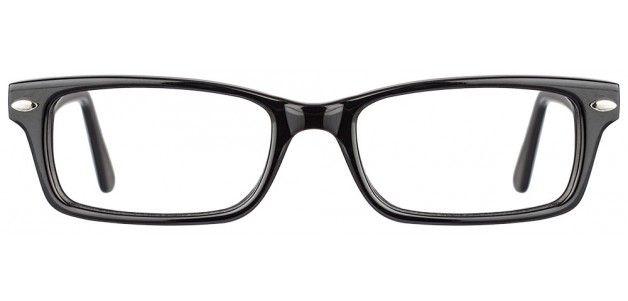 Vincent Chase VC 2309 Black 1010 Eyeglasses