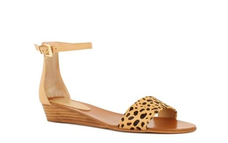 TIBI - Wedge Sandal