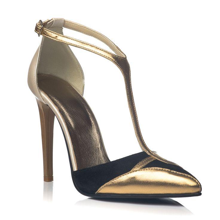 DARE TO WEAR >> Pantofi stiletto Mixed Colours
