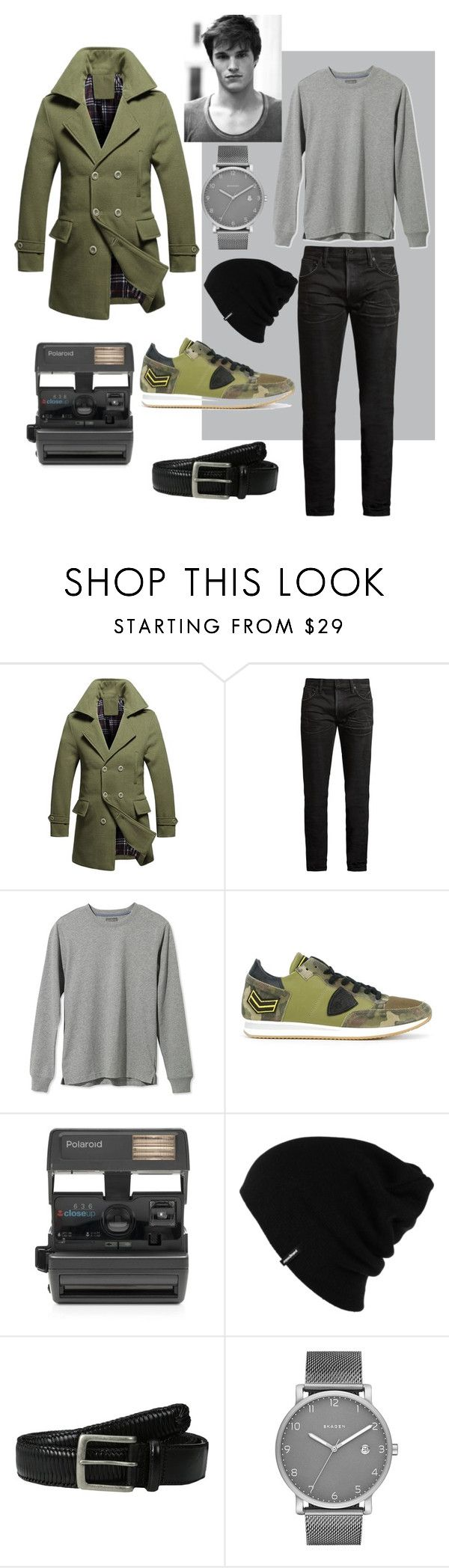 menlook by malishevan on Polyvore featuring L.L.Bean, MasterCraft Union, Philippe Model, Skagen, Impossible, Tommy Bahama, Patagonia, DUO, men's fashion and menswear