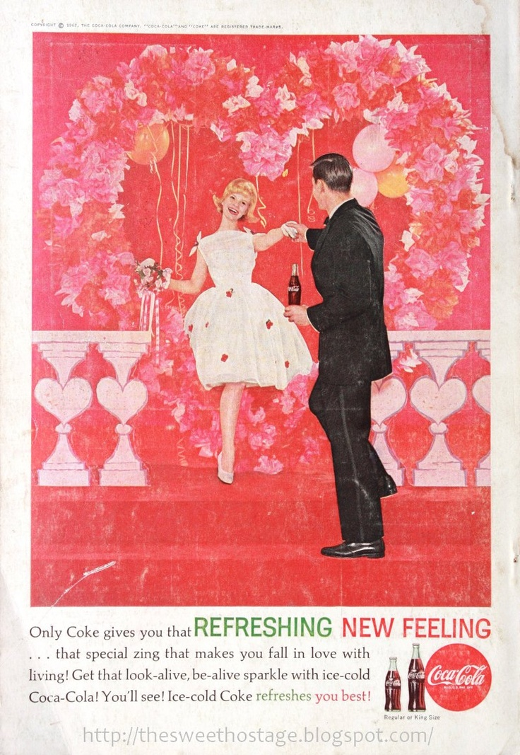 Vintage Coke Ads | SWEET HOSTAGE: VINTAGE COKE ADS ( 7 ): WISH GRANTED! THE 1960s