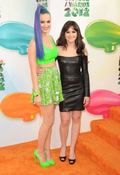 Shannon Woodward And Katy Perry Best Friends 3 Celebrities I