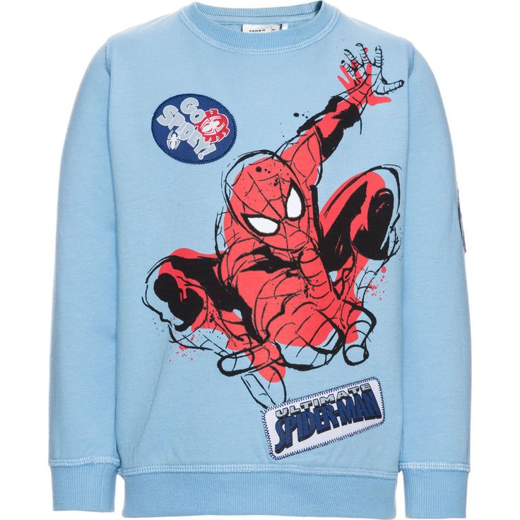Name it Mini Nitspider Harry Sweatshirt