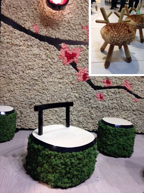 Outdoor furniture with a twist! #contractfurniture #outdoorfurniture #milan #furniturefusion