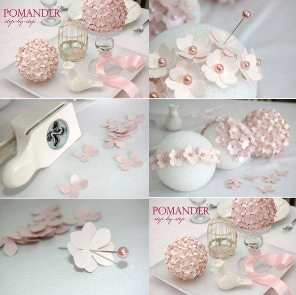 Kule kwiatowe, które NIE ZWIĘDNĄ! Zróbcie je sami i zaoszczędźcie na DEKORZE ślubnym!