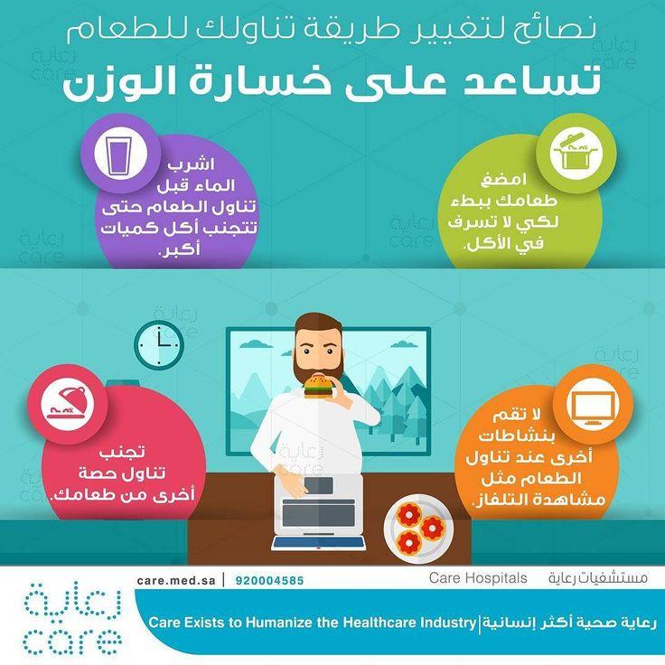 نصائح لتغيير طريقة تناولك للطعام تساعد على خسارة الوزن . .  #رعاية_صحية_أكثر_إنسانية #الرعاية_هدفنا #صحة #care . .  #طب #صحة #انفوجرافيك #السعودية #الرياض #رعاية #care #saudi_care #We_care #معلومات #نعالج_برعاية #رعاية_الخير #منشن #لايك #وقاية #اعلان #اعلانات #مرضى #محاربي_السرطان #معلومات_طبية #مرأة #رجل #دايت #صحه #صوره #اعلان #اعلانات