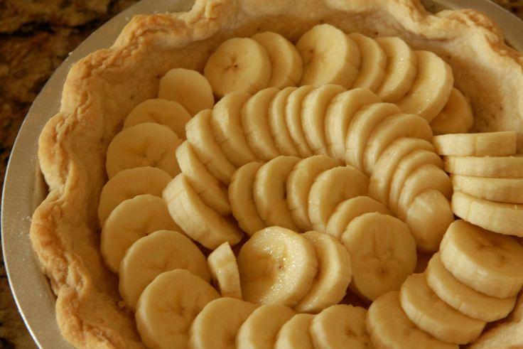 Lion House Banana Cream Pie Recipe
