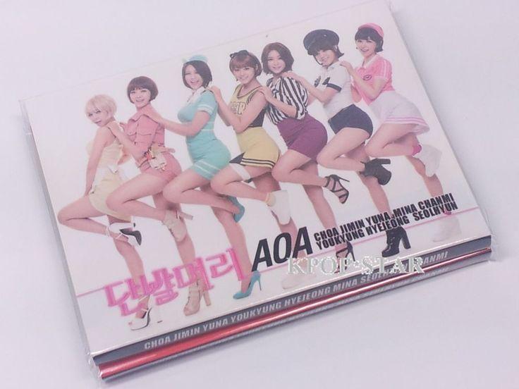 AOA JiMin SeolHyun Yuna Choa Portable Photo Memo Pad KPOP Korean K Pop Star