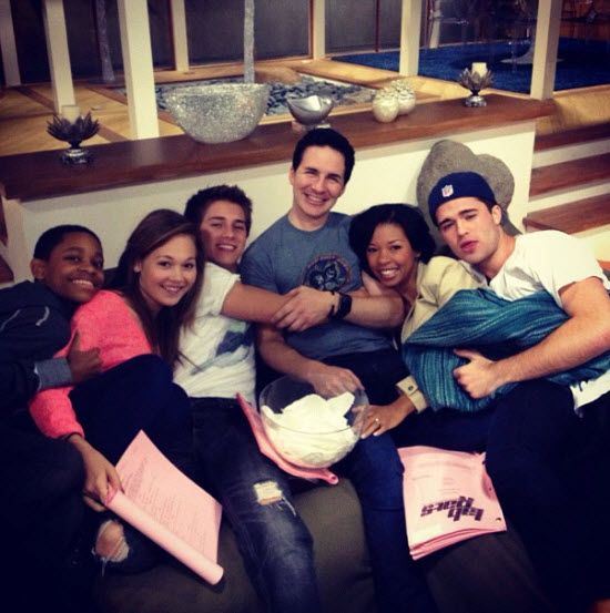 Lab Rats :) always end up laughing during this show