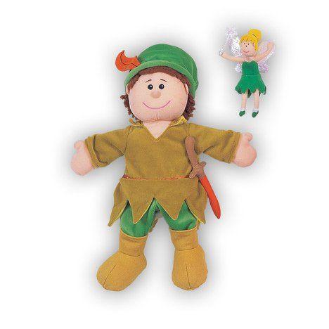 Peter Pan and Tinkerbell | peter pan and tinkerbell fancy dress peter pan and tinkerbell fancy ...