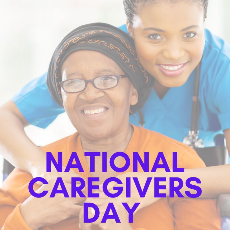 National Caregivers Day in 2020 Thank you greeting cards