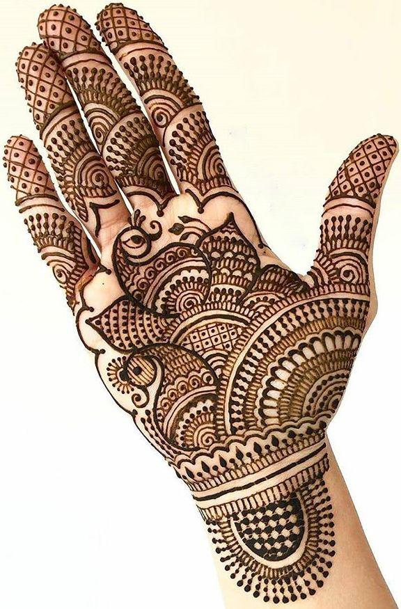 Trending Bridal Mehendi Designs For The New Age Brides In 2020 Rajasthani Mehndi Designs Mehndi Design Images Basic Mehndi Designs