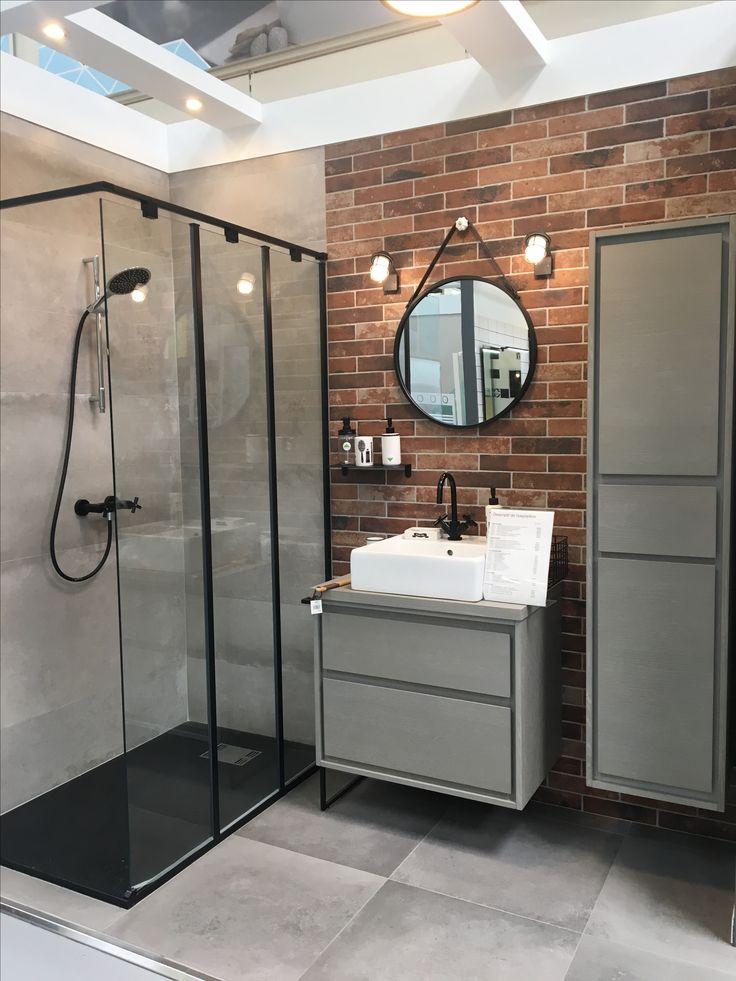 72 best Maison - Idées bathrooms images on Pinterest Bathroom