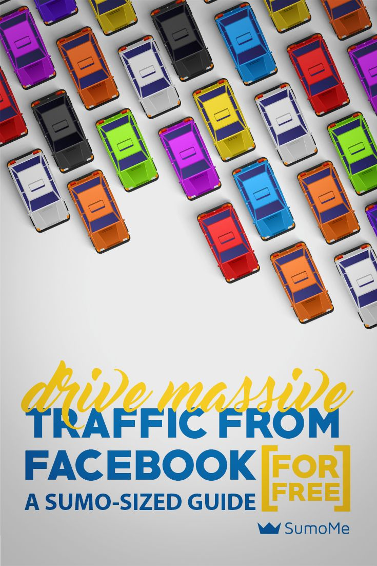 Drive massive #traffic to your #website through #Facebook - every single free method out there to boost your income and marketing from Facebook.