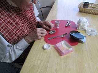 Montessori for seniors - get children to help seniors as part of community service