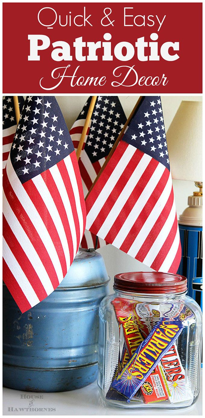 190 best Holiday Decor | 4th of July images on Pinterest | Camping ...